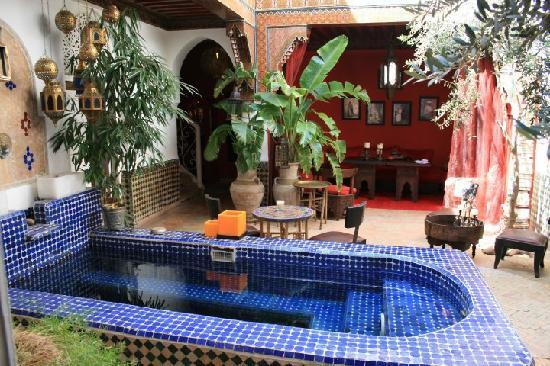 riad la terrasse des oliviers travelmarrakech. Black Bedroom Furniture Sets. Home Design Ideas